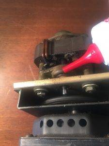 Leslie Speaker oiling
