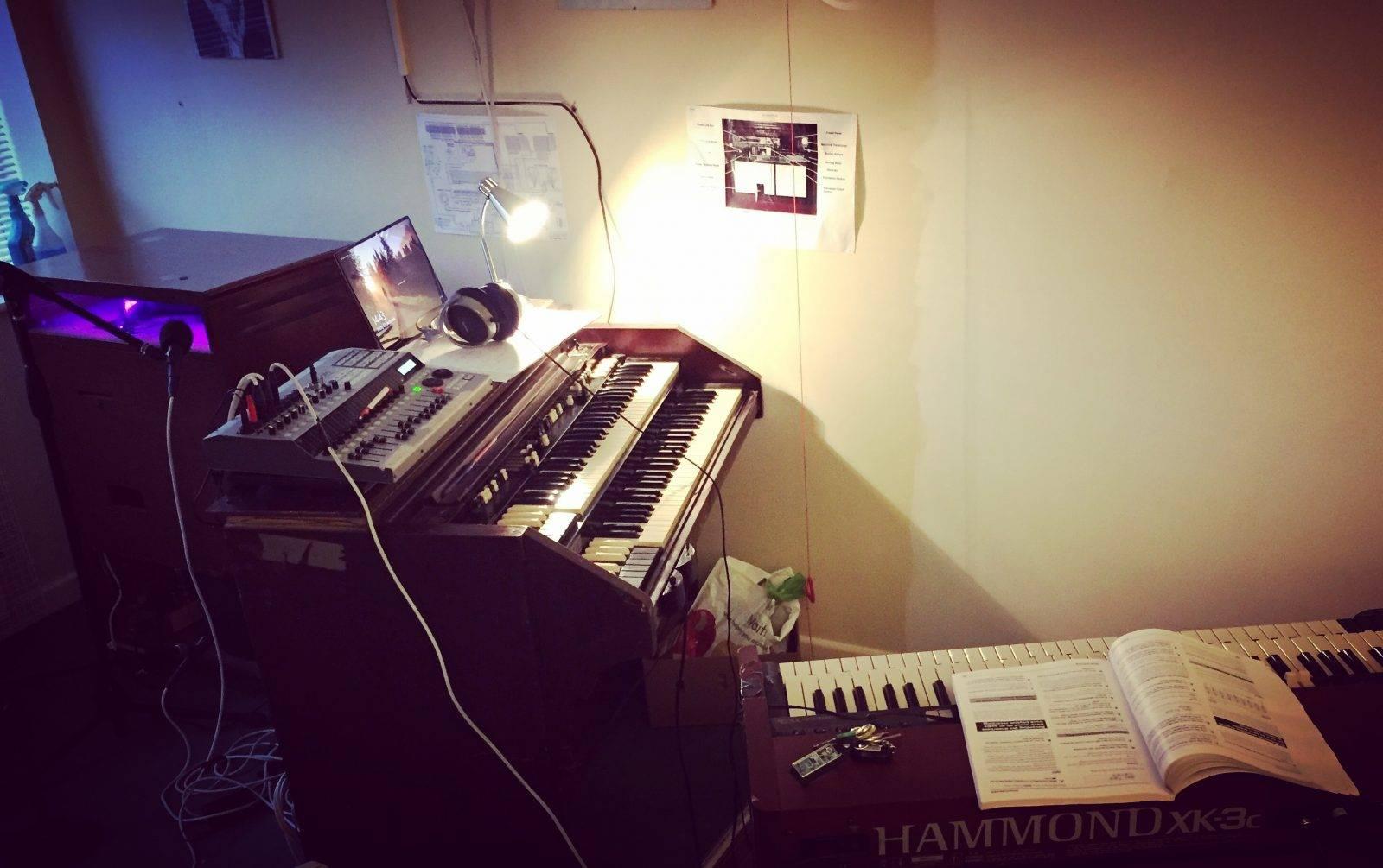 Session Organ Player Studio