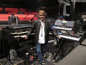 Don Airey's rig